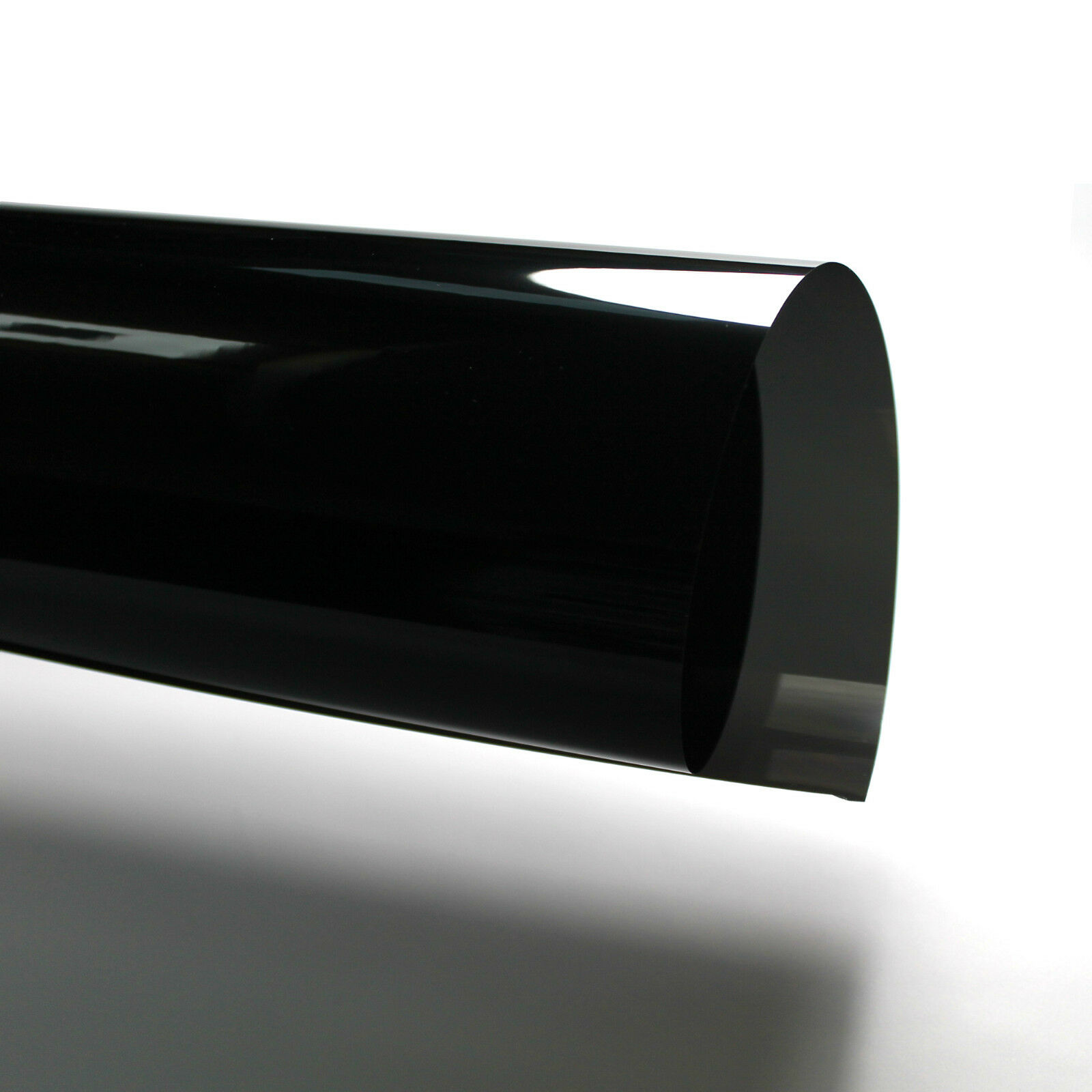 KFZ Tönungsfolie Tönungsfolie Tönungsfolie Sonnenschutzfolie  95% 85% 75% schwarz mit ABG   Neuheit Spielzeug  1d001a