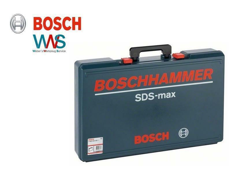 BOSCH Koffer für GSH 10 C   11 E Meisselhammer Leerkoffer Ersatzkoffer NEU