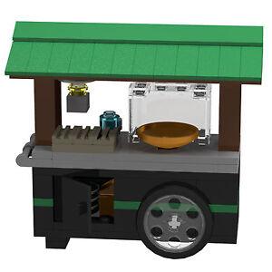 Lego Singapore Food Culture Food Cart Pdf Instructions Ldd Files Ebay