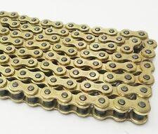 Drive Chain 520 Heavy Duty 96L inc Split Link GOLD for Quadzilla Dinli 450 Quad