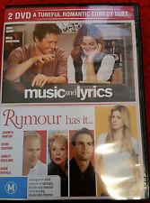 DVD. Music and Lyrics. Region 4