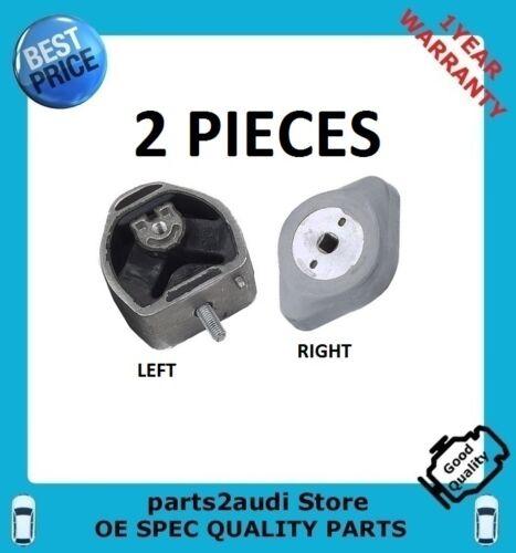 PASSAT Manual//Auto Trans Mount KIT LEFT/&RIGHT 8D0399151H,8D0399151J AUDI A4,A4Q