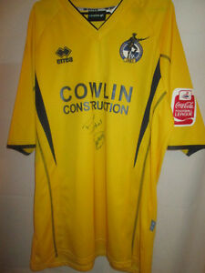 Bristol-Rovers-Match-Worn-Mullings-2005-2007-Away-Football-Shirt-with-COA-19741