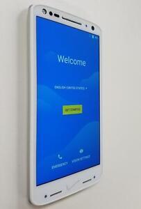 Motorola-Droid-Turbo-2-XT1585-32GB-White-Verizon-Unlocked-Excellent-Condition