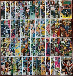Darkhawk #1-50 Complete Series + Annuals (1991, Marvel Comics) 1st Darkhawk