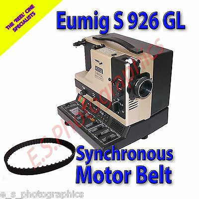 Eumig S 926 GL Motor Drive Belt for 8mm Cine Projector