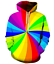 Hypnotism-Colourful-3D-Print-Women-Men-039-s-Hoodie-Sweatshirt-Pullover-tops-Jumper thumbnail 16