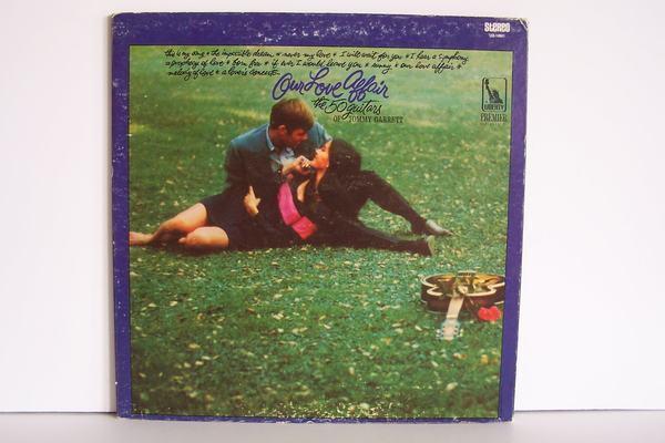 50 Guitars Of Tommy Garrett - Our Love Affair Vinyl LP