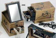Interni Hoff 2668 gioielli CASSETTA Asia Mandarino ORO PORTAGIOIE BOX