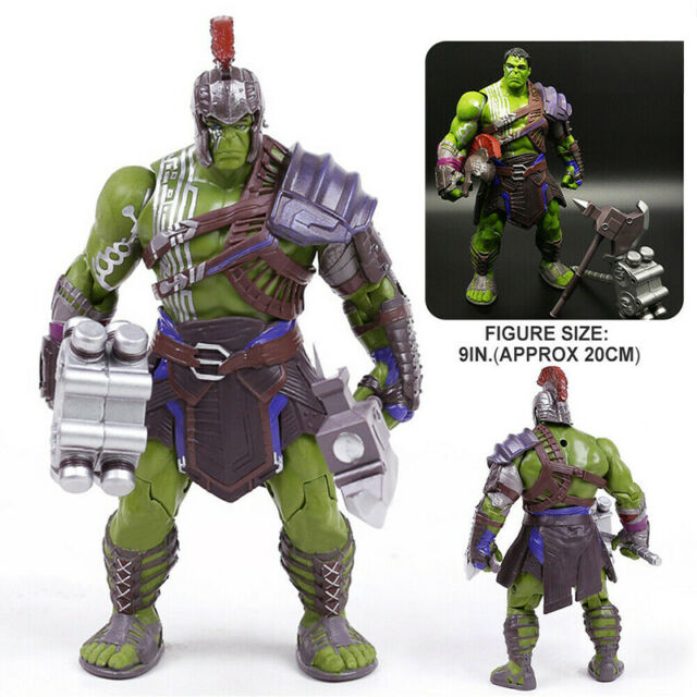 "Diamond Marvel Select Thor: Ragnarok Gladiator Hulk 9"" Action Figure"