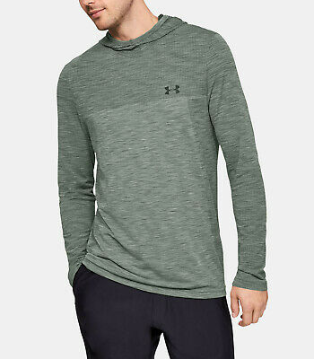 Mens Under Armour Vanish Seamless Ls T-Shirt In Green