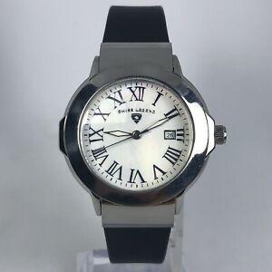Swiss-Legend-Womens-South-Beach-Sapphitek-Crystal-Silicone-Band-Quartz-Watch