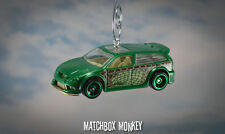 Reptile Hatchback Racer Christmas Ornament 1/64 Snake Skin Golf Civic Subaru