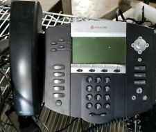 Lot Of 10 Polycom Soundpoint Ip 550 Voip Business Office Phone 2201 12550 001