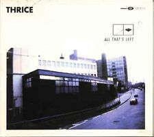 THRICE - All That's Left *MaxiCD* 4-Tracks *RAR* Dustin Kensrue