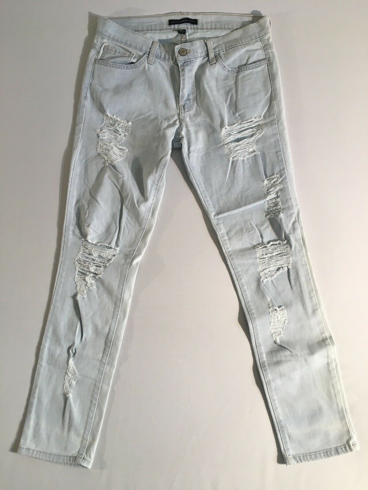Flying Monkey Platinum Women's Jeans Size 26