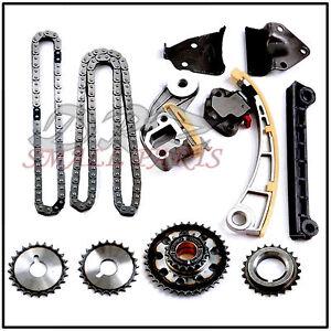 Details about Engine Timing Chain Kit Chevy Tracker Suzuki Engines J18 J20  J23 1 8L 2 0L 2 3L
