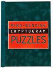 Mind-Bending Cryptogram Puzzles by Lagoon Books (Hardback, 2001)