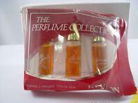 Vintage Scoundrel, Charlie, Jontue 1/8 Oz Pure Perfume By Revlon 3pc Set