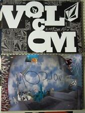 VOLCOM surf skateboard 2008 DUSTIN DOLLIN 2 SIDED POSTER ~MINT CONDITION~!