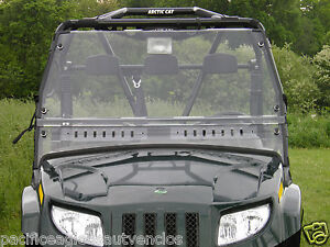 Soft TOP + Clear Lexan WINDSHIELD ~ Arctic Cat PROWLER HDX XT ~ UTV  ~ NEW