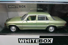 WHITEBOX 200025 WB127 Mercedes MB 450 SEL W116 , White Box, 1:43 Spur 0 NEU OVP