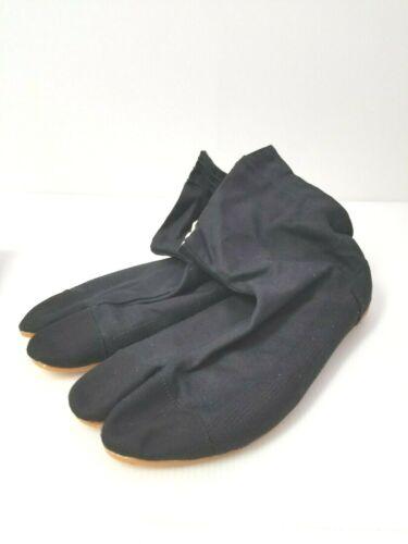 GENTLY USED Rikio Cushioned Ninja Tabi Shoes Mens