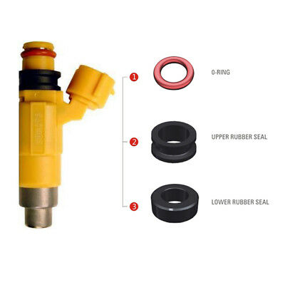 Marine Fuel Injector Set of 4 Yamaha F150 Four Stroke Outboard CDH275