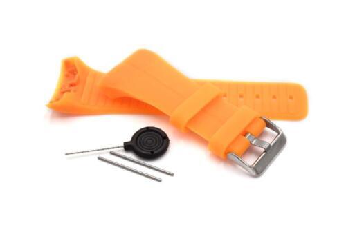 M430 Smartwatch Fitness Armband TPE orange für Polar M400