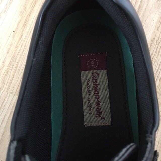 Uomo Scarpe Ortopediche SHOCK Diabetico 3 PUNTI LUCE Larga Comfort dimensioni ABSORB nuove dimensioni Comfort c71125