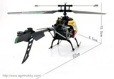 WLToys V912 4CH Fixed Pitch RC Helicopter Single Blade Remote Control Hobby