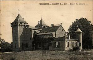 CPA-Pierrefitte-sur-Sauldre-Chateau-des-Alicourts-611781