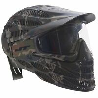 Jt Flex 8 Full Head Cover Paintball Mask/goggle - Thermal - Camo