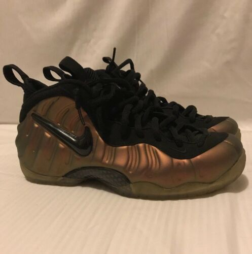 10 Prm Tama Green Nike Air o Gym Pro Foamposite Copper Metallic 7xOnv