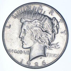 1926 Peace Silver Dollar - US Coin *405