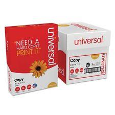 Universal White Copy Paper, 5 Reams/Case - UNV11289