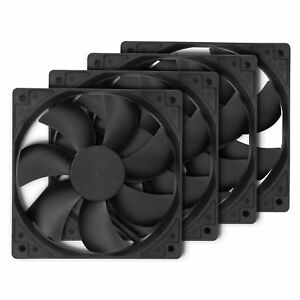 Rosewill-120mm-Computer-Case-Cooling-Fans-Pack-of-4-ROCF-13001-38-2-CFM