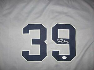 newest b348f 925d7 Details about Yankees Darryl Strawberry signed jersey JSA Authentification
