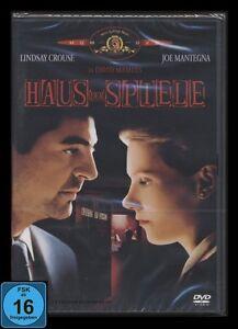 DVD HAUS DER SPIELE (Poker-Film & Zocker-Drama) mit JOE MANTEGNA *** NEU ***