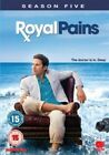 Royal Pains Series Five 5030697031235 With Campbell Scott DVD Region 2