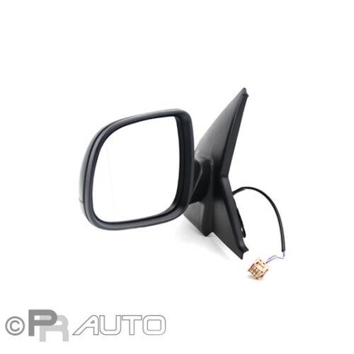 Außenspiegel Spiegel links schwarz elektrisch schwarz VW Transporter T5 11//09