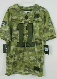 online retailer a17d9 9ab0d Details about NEW ~ Alex Smith, Washington Redskins, Nike Salute to Service  Jersey. sz: Med