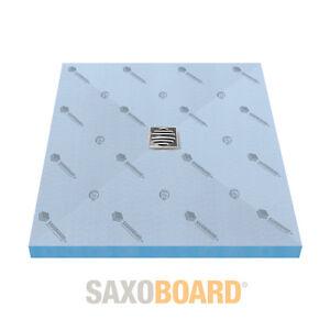 duschelement duschboard simply befliesbar bodeneben aus xps hartschaum ebay. Black Bedroom Furniture Sets. Home Design Ideas