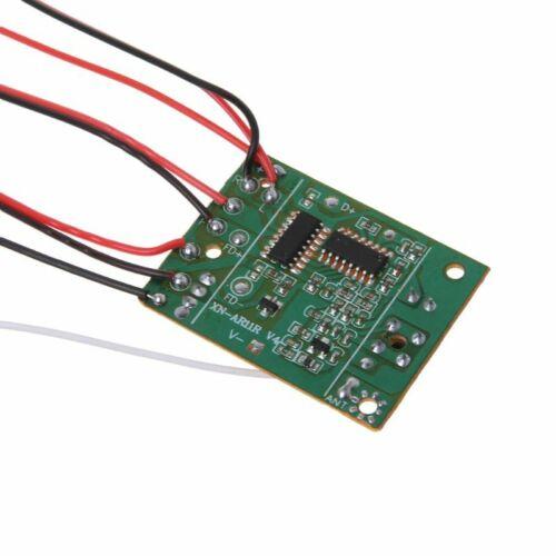 Remote Controller Receiver Unit Board+Remote Control For Tank Car Toy Radio