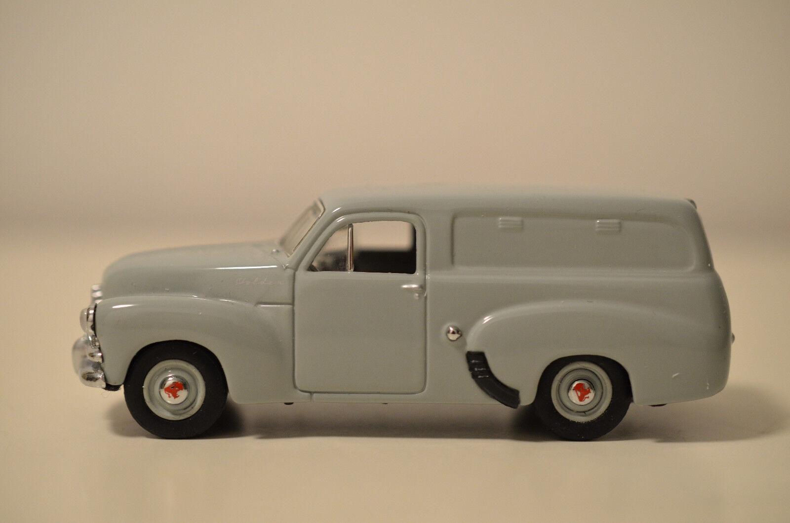 Matchbox Collectibles YHN-01 1955 Holden Panel Van Grau sehr selten  | Mittlere Kosten