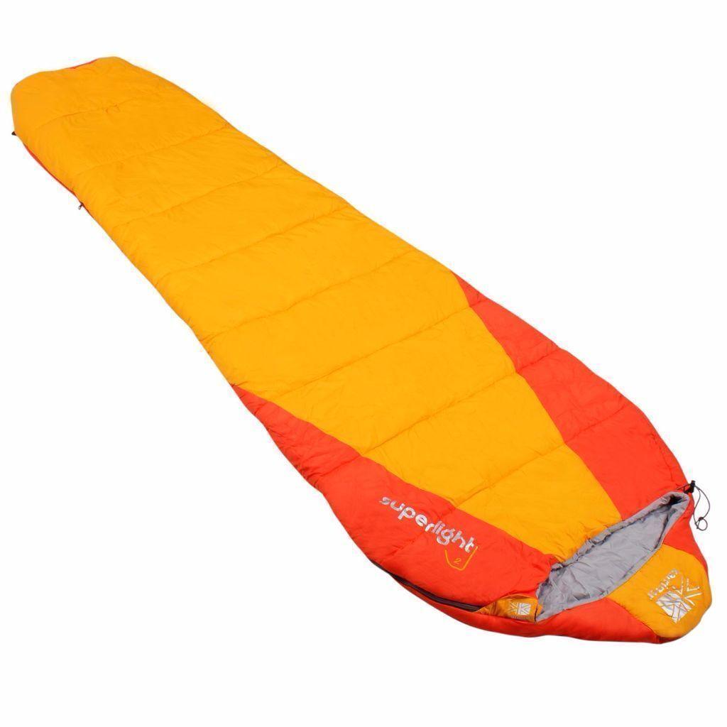Karrimor Superlight 2 Sleeping Bag Camping Travel RRP.99 B511