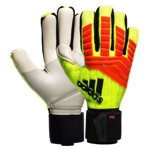 2018 shoes hot products coupon code Details about Adidas Predator Pro Energy Mode Solar Yellow Gloves  Goalkeeper Size 10.5 Soccer
