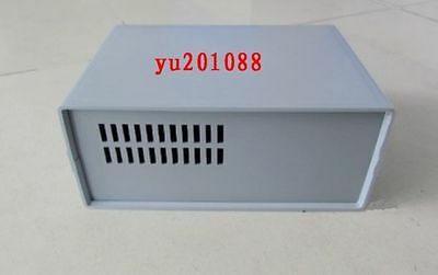 Plastic Instrument Shell Box Enclosure Electronics Project Case DIY 120x165x68mm