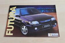 112014) Ford Fiesta - Futura - Prospekt 03/1994