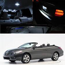 For 04-08 Toyota Camry Solara Convertible Interior LED Light Bulb Kit 194 DE3021